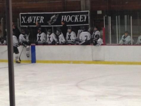 Xavier Hockey Skates to Success