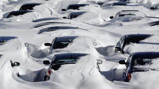 Connecticut's Biggest Snow Storm in History!