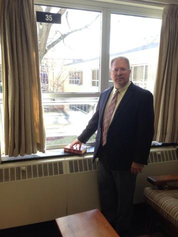 Teacher Feature: Mr. Tyrol--A Religious Leader