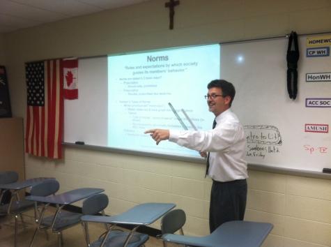 Teacher Feature: The Legend of Mr. Braychak