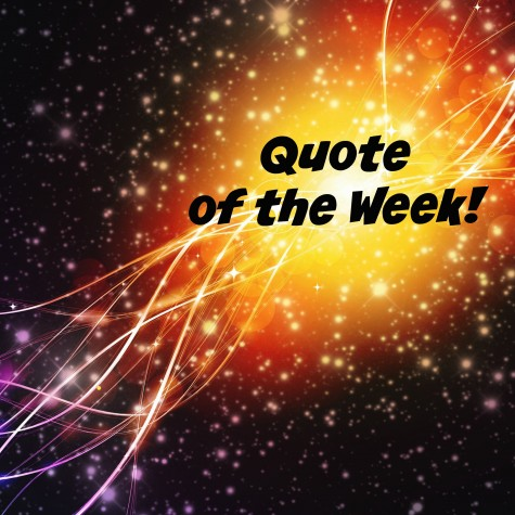 Quote of the Week: 1/24/2016