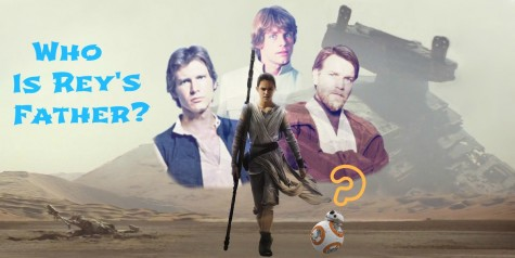 Who is Rey's Father?