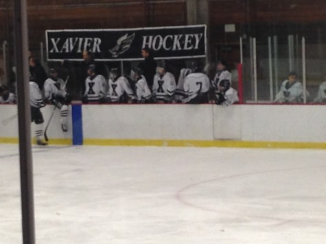 Xavier Hockey Skates to Success