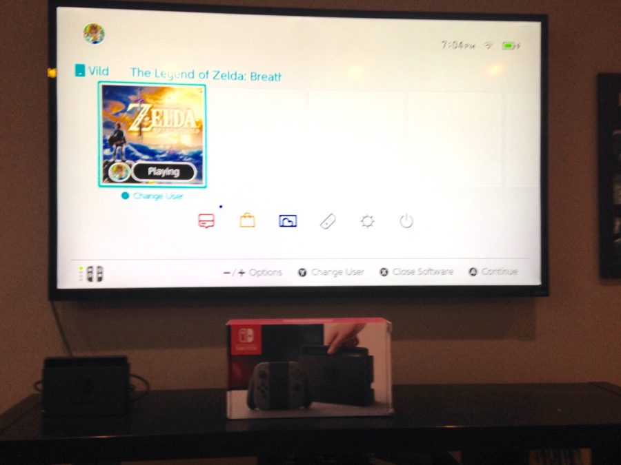 Nintendo Switch: From Box to Play