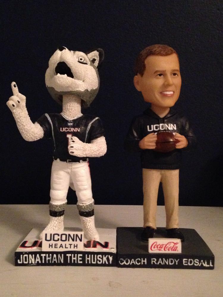 Uconn Football: The Return of Randy Edsall