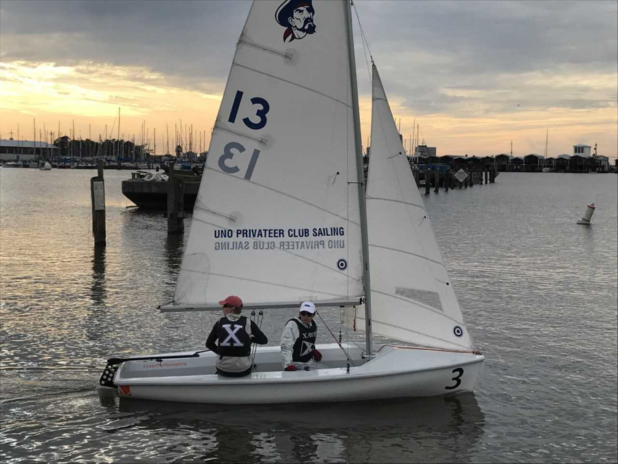 Another Under the Radar Team: Sailing