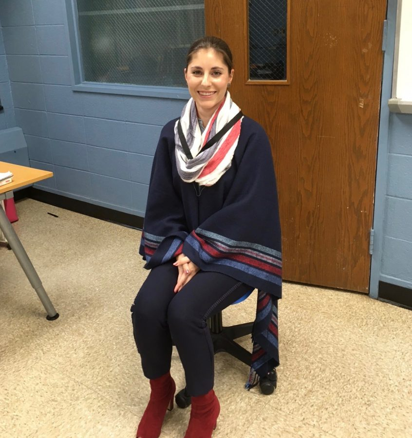 Teacher Spotlight: Ms. Gerardi