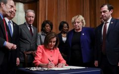 Impeachment Articles Signed, Managers Selected