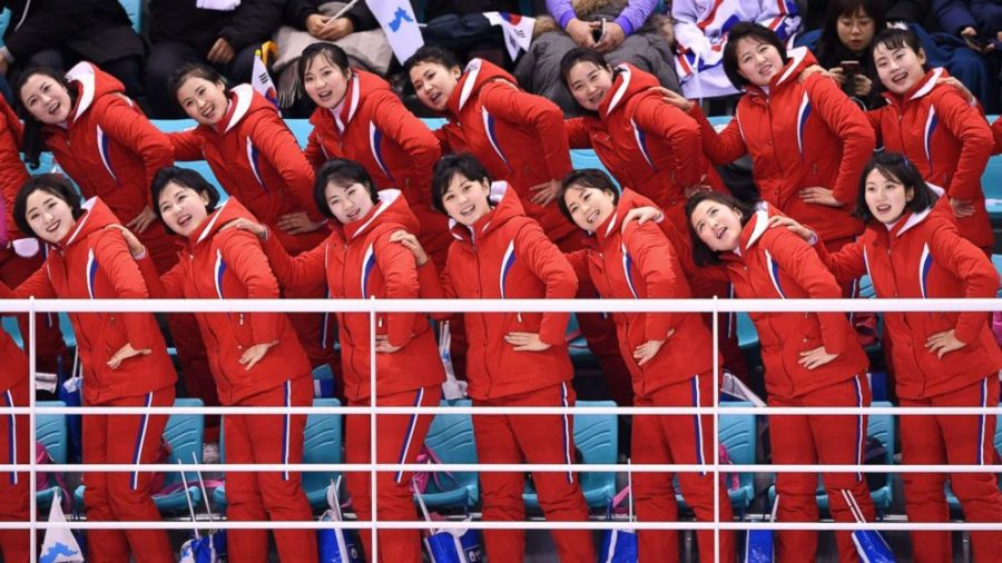 North Korea Wins 2020 Olympics