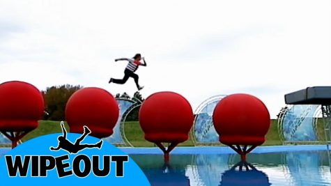 Presidential Wipeout Adventure Course