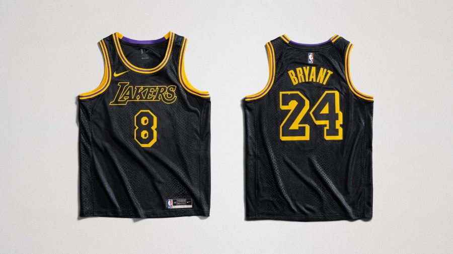The Impact of the Lakers' Black Mamba Jerseys