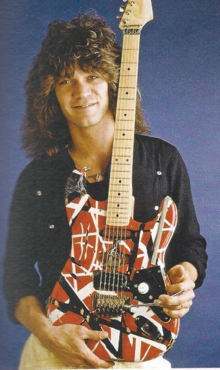 Eddie Van Halen: A Timeless Guitar Pioneer