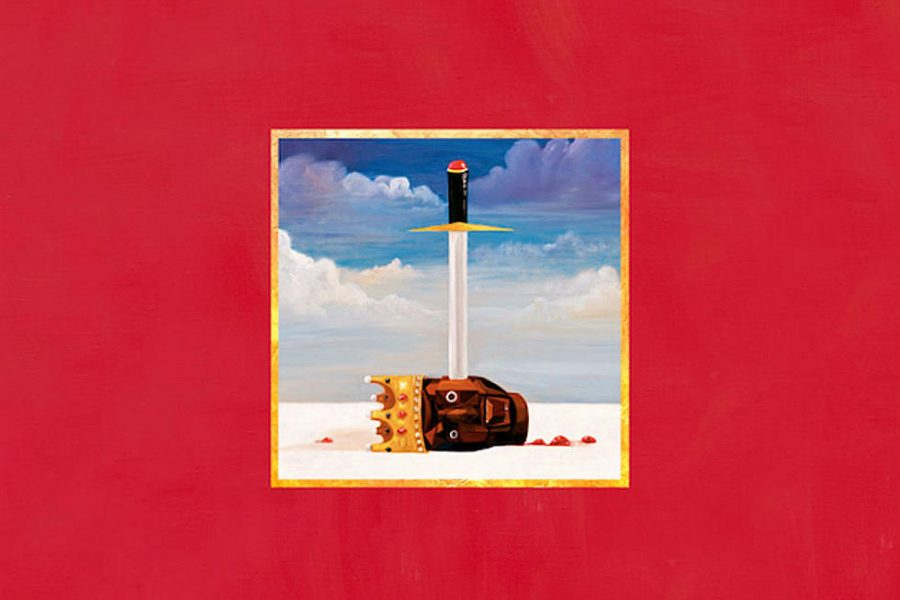 Kanye West's 'Beautiful Dark Twisted Fantasy'