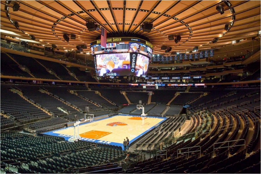 The Battle for New York Basketball
