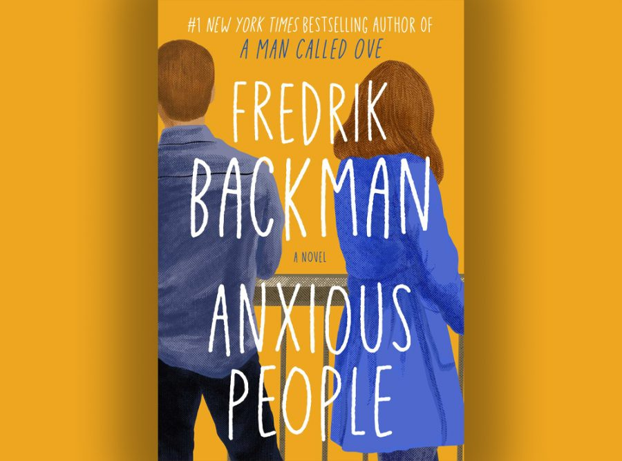 Anxious People Review