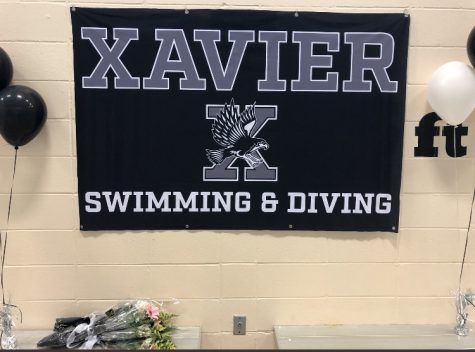 Xavier Sports Spotlight: Interview with Mr. Applegate on Swimming