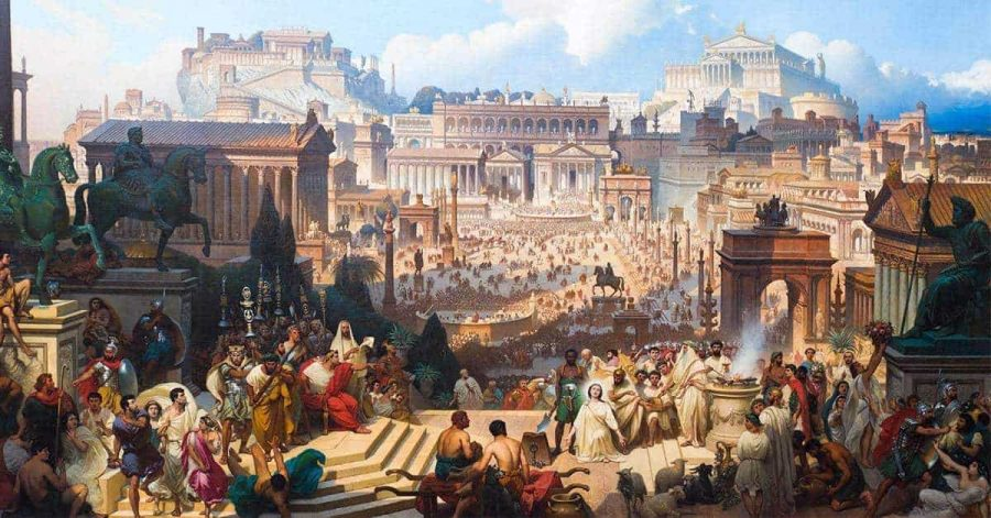 Is Br. John's Latin Class Actually a Strategy to Restore the Roman Republic?